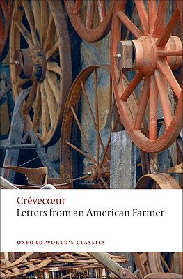 Letters from an American Farmer By Crevecoeur, J. Hector St John De/ Manning, Susan (EDT)